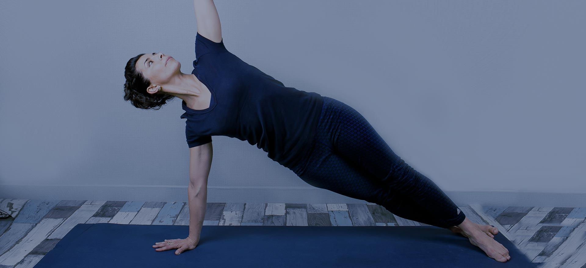 Julie Garcia - cours de Pilates Lunel