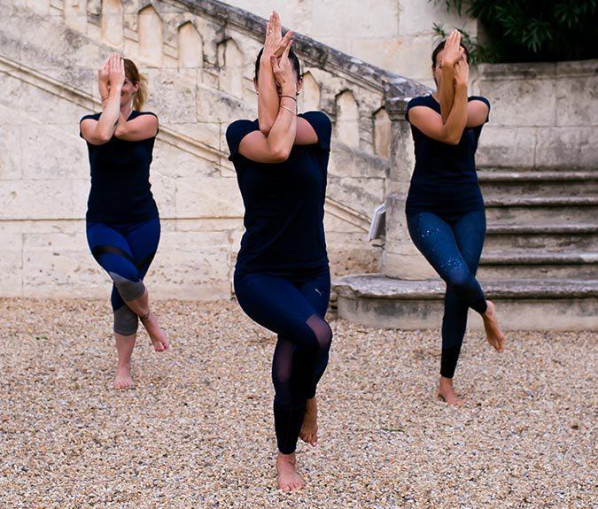 Cours de Yoga Nîmes